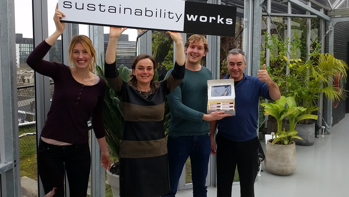 Sustainability Works - Annelies Pijnenburg - Amsterdam